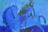 Синий Дон. Казак и Конь