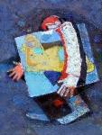 Ночь творчества х.м. 22 х 29  - 2004 г.