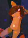 Вечерняя    х.м. 70 х 50  - 2010 г.     (Продано).