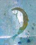 Выпригивающая Рыба  х.м. 80 х 100  - 2008 г.    (Нет в Наличии)