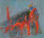 РАКИ      холст, масло  70 х 80   -   2011 г.