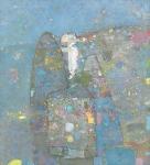 Печальный Ангел   х.м. 100 х 90  - 2006 г.