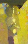 Золотой Ангел  х.м. 87 х 56  - 2007 г.