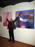 Выставка в Москве. ДОМ НАЩОКИНА  (Февраль - 2012 г)